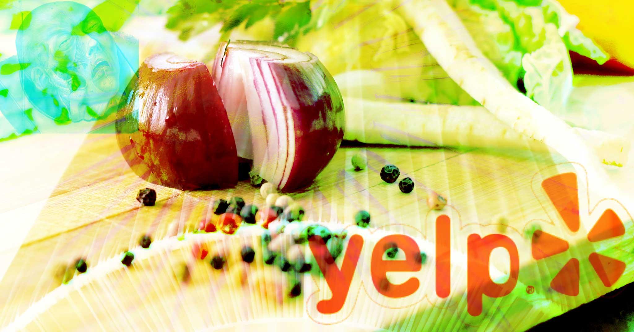 Yelp - Restaurant-Kritik auf Yelp - schlechte Bewertung
