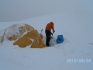 Lager 2 auf 5.600 m