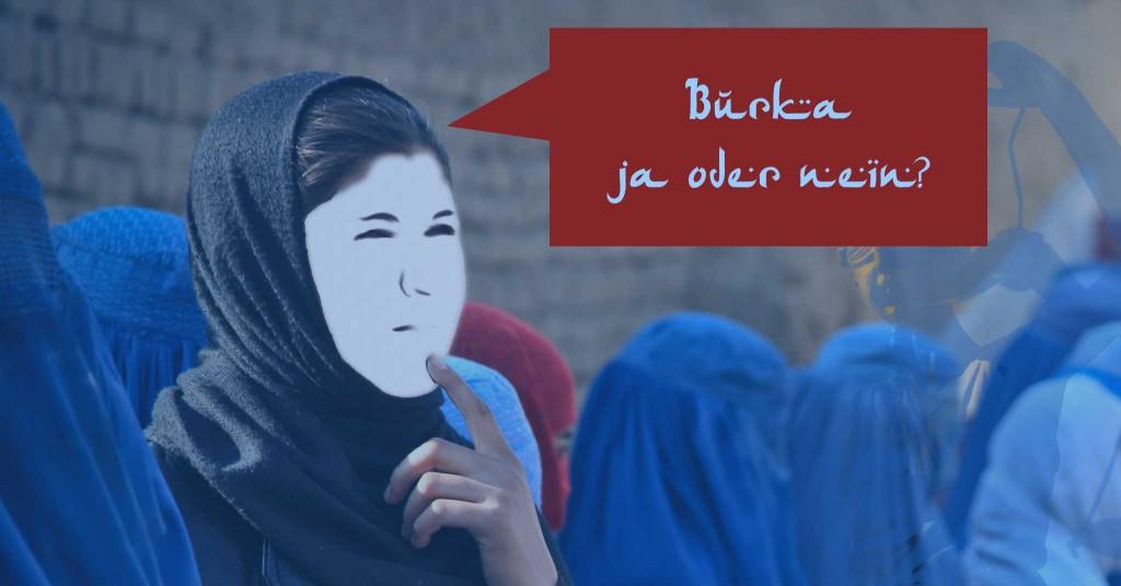 Vermummungsverbot Deutschland Burka